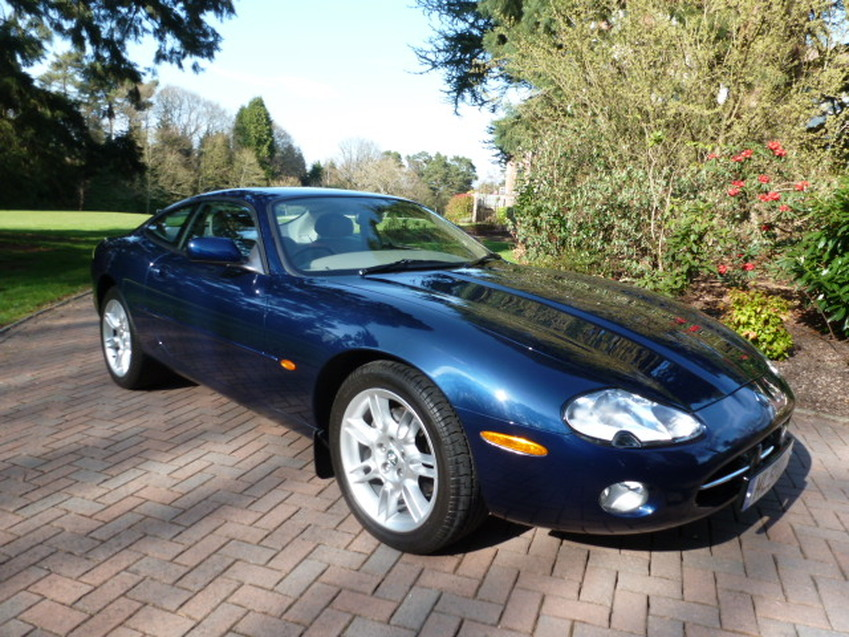 View JAGUAR XK V8 COUPE 4.0