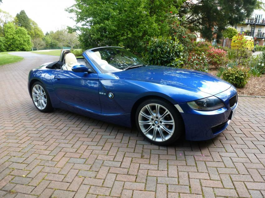 View BMW Z4 Z4 2.5 SI SPORT ROADSTER