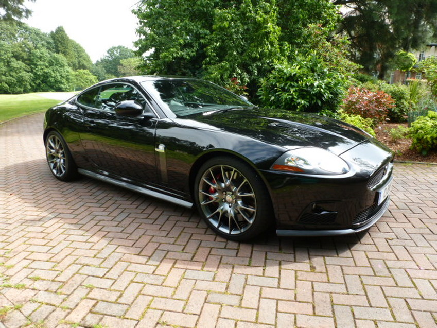 View JAGUAR XK XKR-S