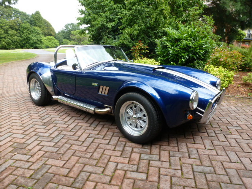 View AC COBRA Replica