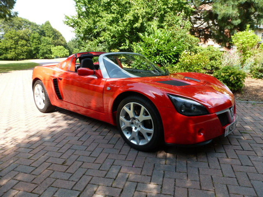 View VAUXHALL VX220 TURBO