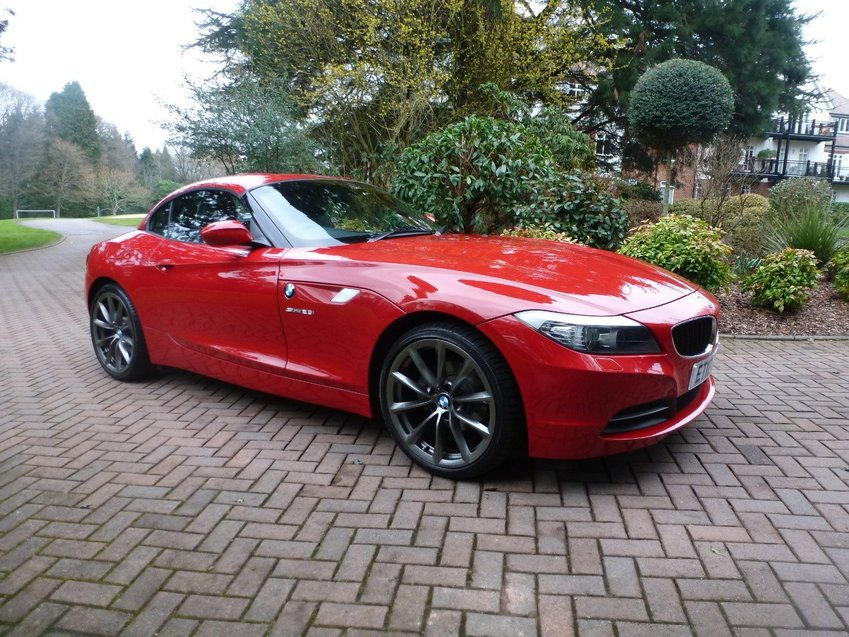 BMW Z4  23i sDrive