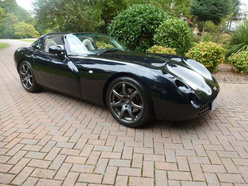 TVR TUSCAN 4.0