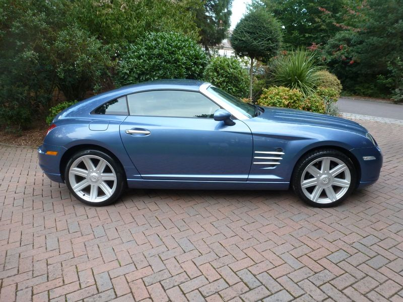View CHRYSLER CROSSFIRE V6