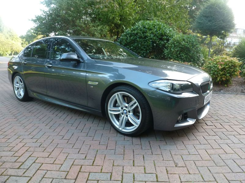 View BMW 5 SERIES 535I M SPORT
