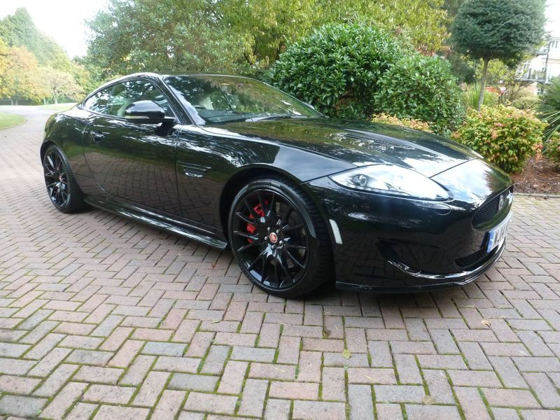 JAGUAR XKR DYNAMIC R