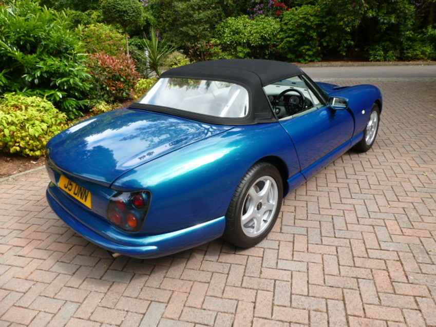 View TVR CHIMAERA 4.0