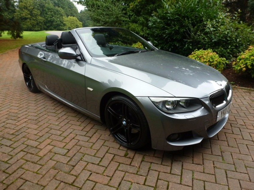 View BMW 3 SERIES 325 M SPORT CONVERTIBLE